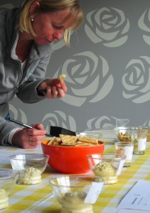 Mayonaise test van De Dames Dijk