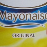 Calve mayonaise voor de mayonaise test