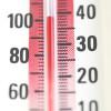De hondsdagen, warme temperatuur en bederf van eten