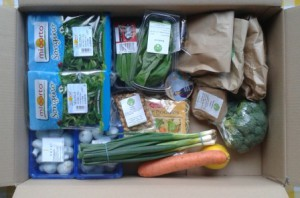 Hello fresh tweede week box