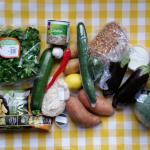 Maaltijdbox Gezond en bewust eten 1