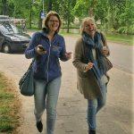 De Dames Dijk Sjoukje en Roelina